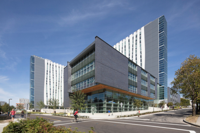 University of British Columbia - Orchard Commons - 0