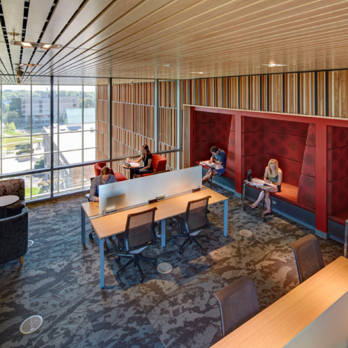 Mary Idema Pew Library, Learning and Information Commons