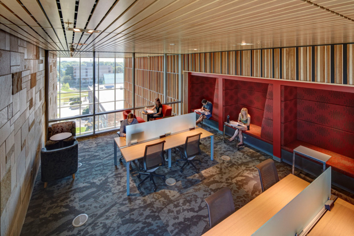 Mary Idema Pew Library, Learning and Information Commons - 0