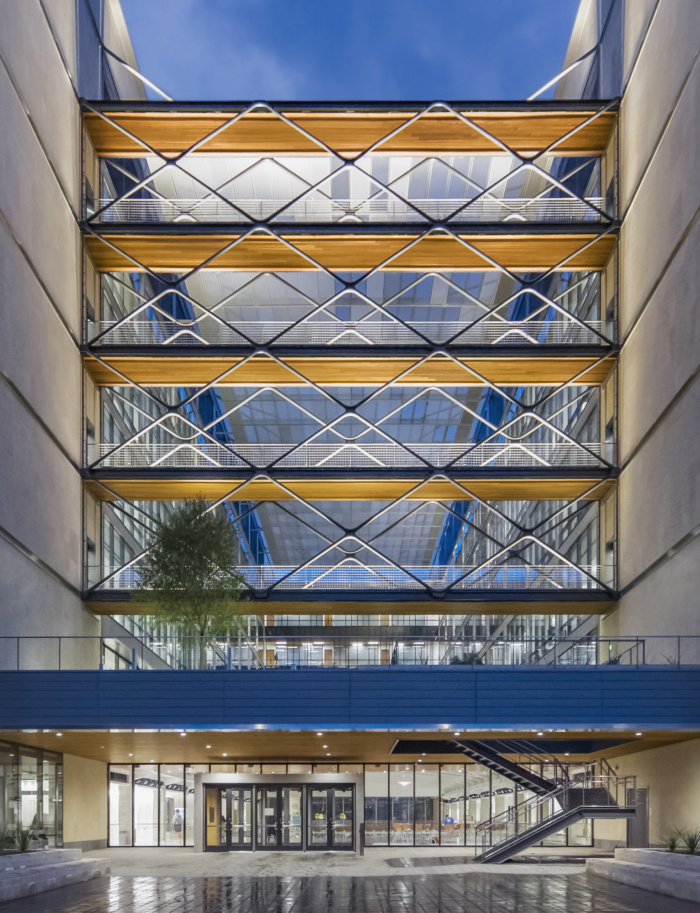 University of Texas at Austin - Engineering and Research Center - 0
