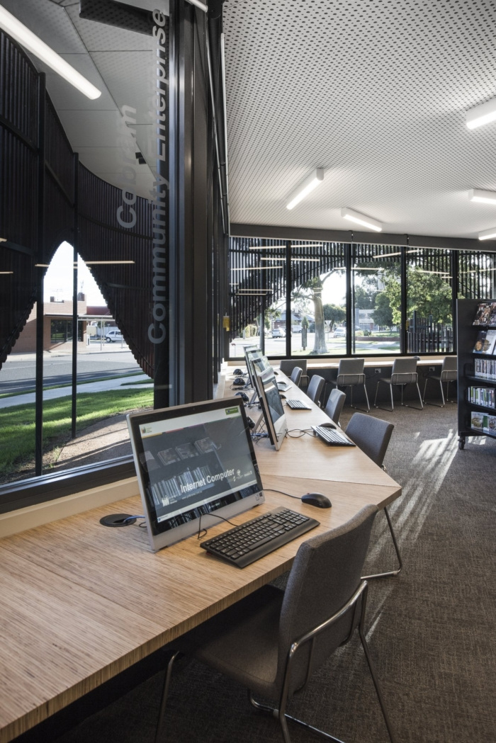 The Cobram Library & Learning Centre - 0
