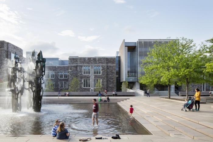 Julis Romo Rabinowitz Building & Louis A. Simpson International Building, Princeton University - 0