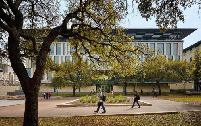 University of Texas at Austin - Liberal Arts Building - 0