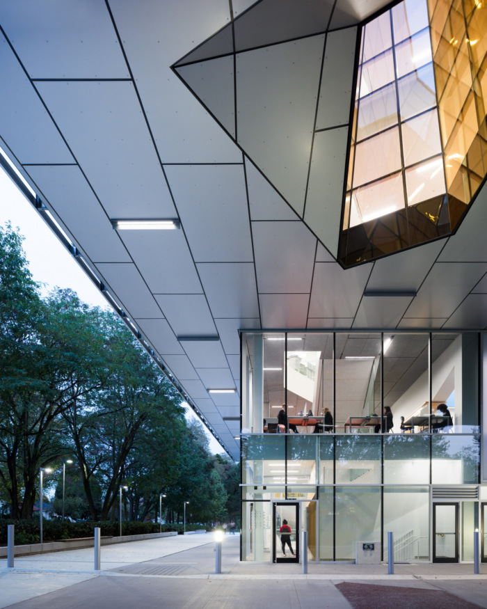 Langara College - Science and Technology Building - 0