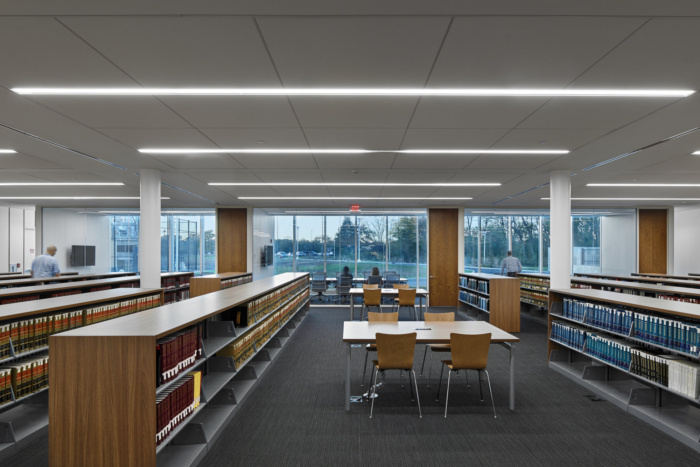 Learning Resource Center at Suffolk County Community College - 0