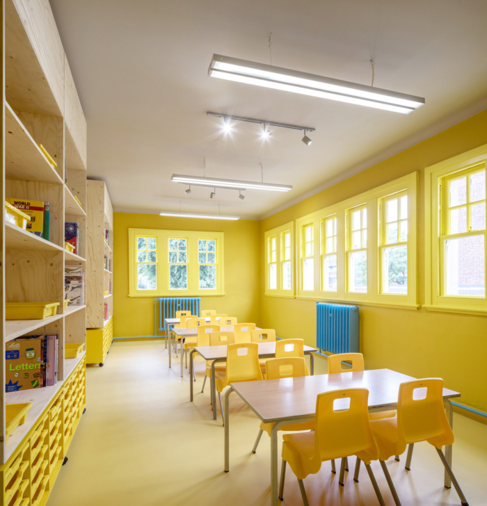 Rosemary Works School - Second Phase - 0