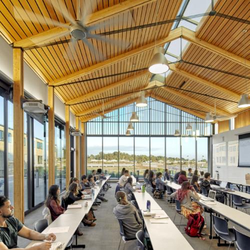 UC Santa Cruz - Coastal Biology Building and Marine Sciences Campus