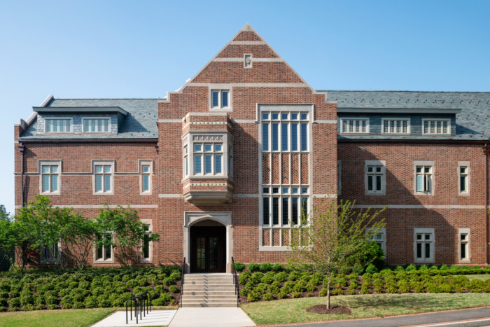University of Richmond - Queally Admissions Center - 0