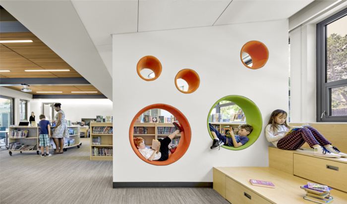 Mark Day School - Learning Commons and Administrative Addition - 0