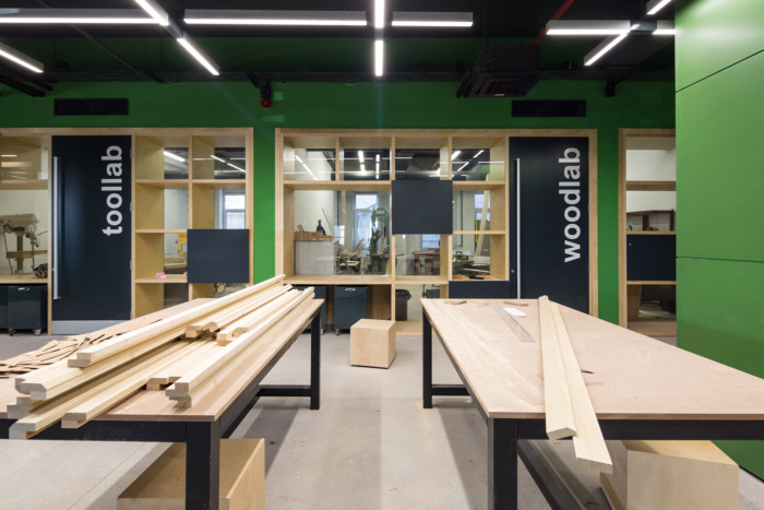 Middle East Technical University - ArchLabs: FabLab - 0