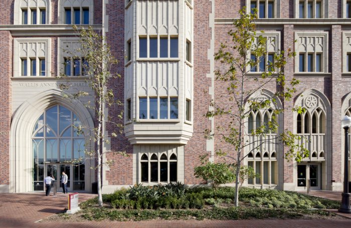 University of Southern California - Wallis Annenberg School for Communication and Journalism - 0