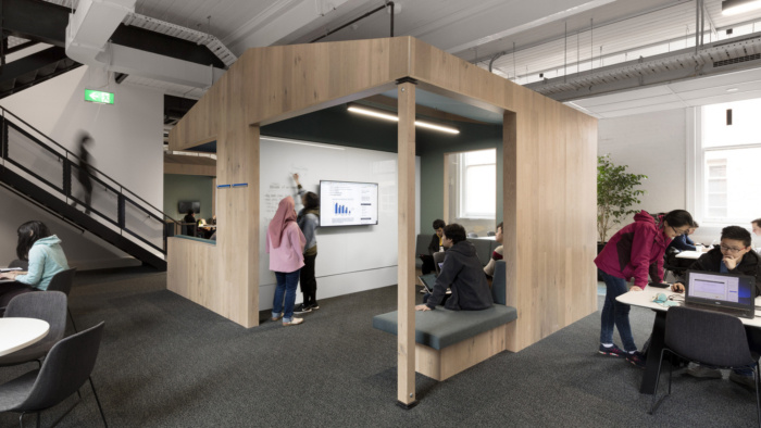 The University of Melbourne - Engineering Workshop and Student Spaces - 0