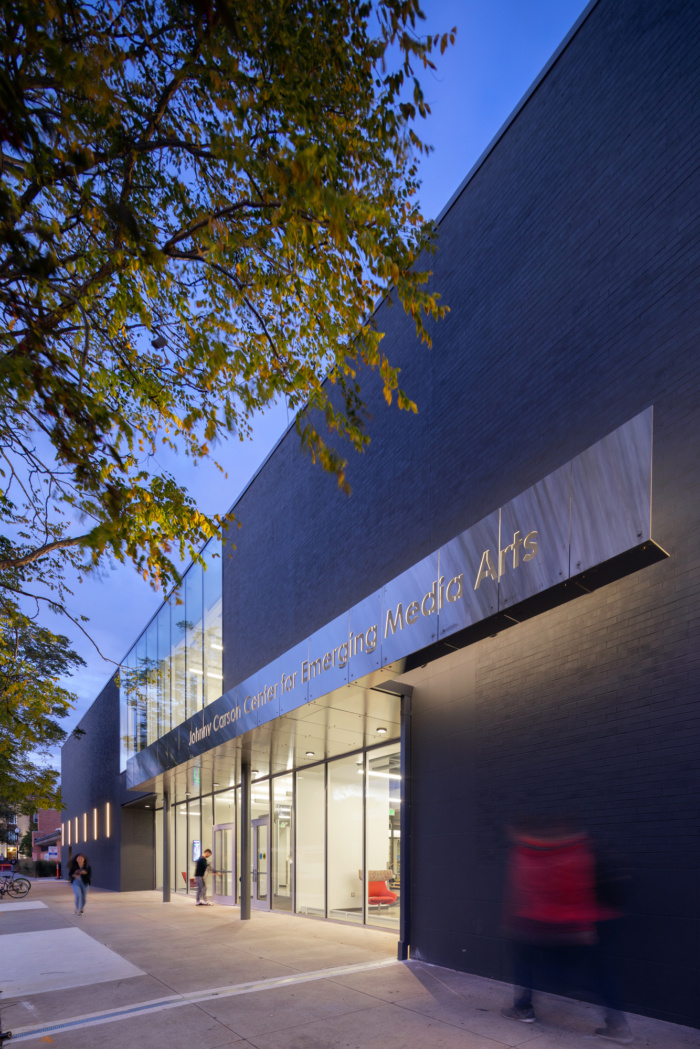 University of Nebraska, Lincoln - Johnny Carson Center for Emerging Media Arts - 0