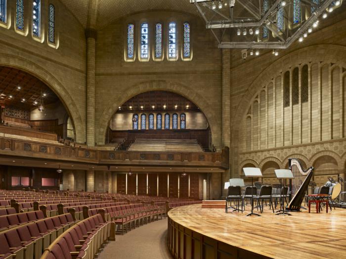 Case Western Reserve University - Maltz Performing Arts Center - 0