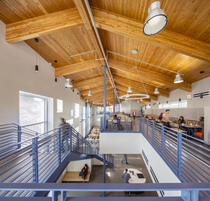 University of California, Davis - Latitude Dining Commons - 0