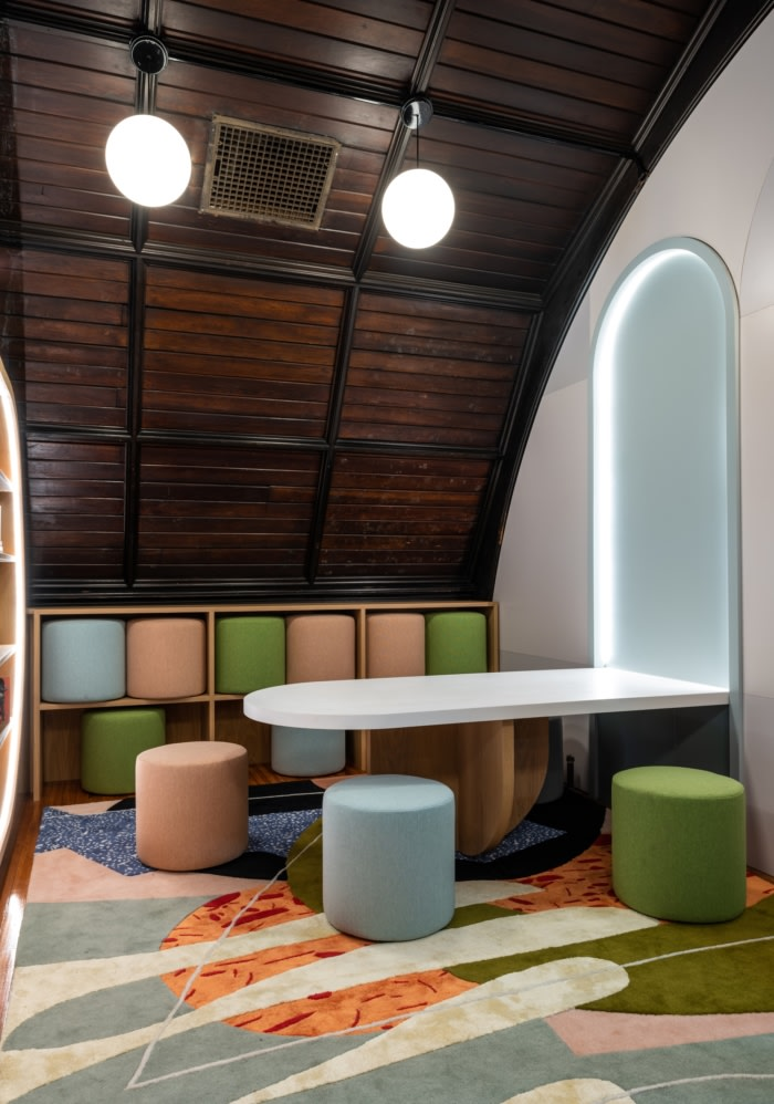 Children's Library at Concourse House - 0
