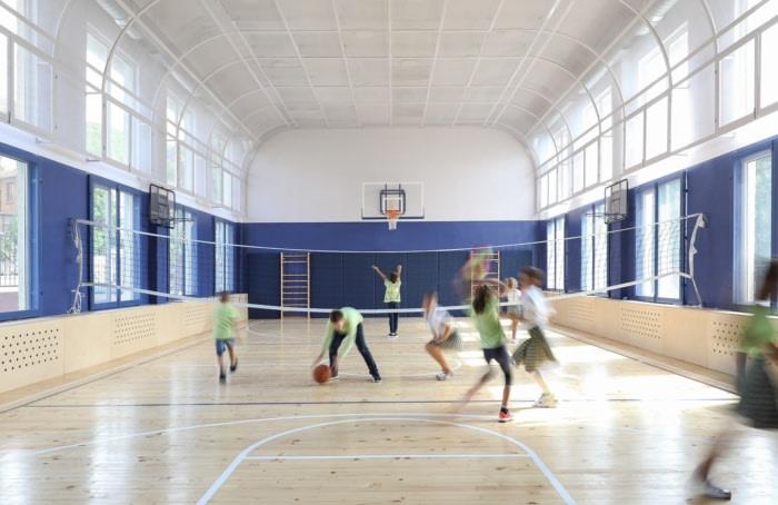 St. St. Cyril and Methodius School - Sports Hall - 0