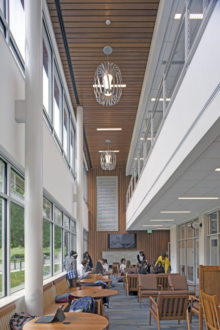 St. Timothy's School - The Gerry Sisters Five Arts and Student Center - 0